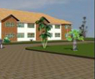 Artists impression of dormitory block