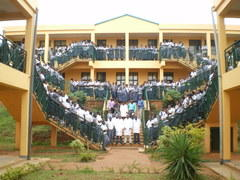 Whole school photo March 2013