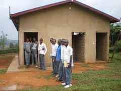 Boys toilet block