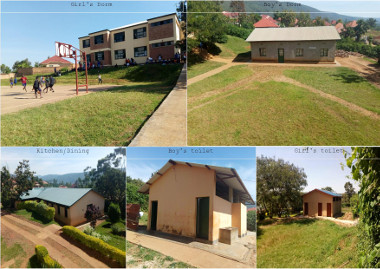 Gihogwe Secondary School - school progress at at July 2018